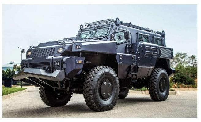 Kazakistan'dan Ürdün'e askeri teçhizat