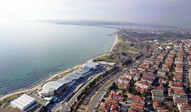İBB Florya'da plan değişikliğini onayladı