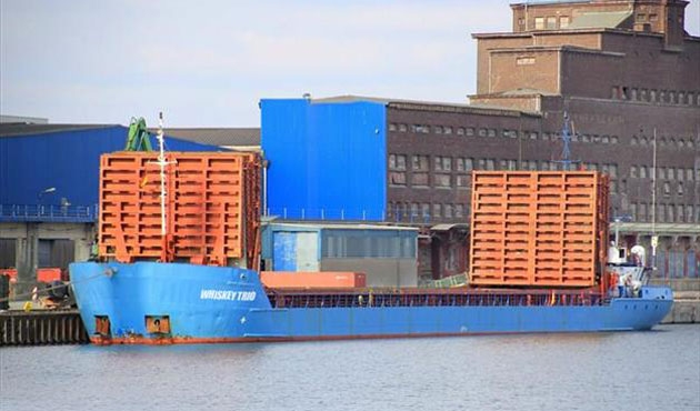 İsveç şüpheli  Türk gemisini alıkoydu