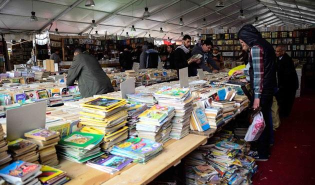Kahire Kitap Fuarı başladı