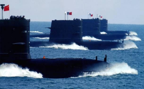 ABD ile Çin arasında resif gerginliği