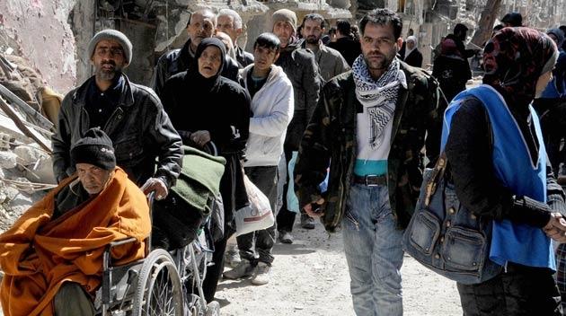 Ürdün yardım gelmezse mülteci alamayacak