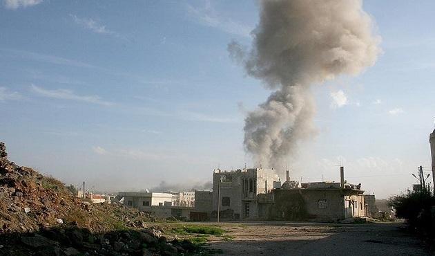 Suriye'de abluka altındaki bölge sayısı 18'e çıktı