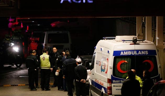 Beşiktaş'taki kazada bir polis hayatını kaybetti