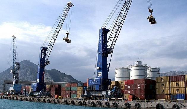 Ocak'ta ihracat yüzde 14,4 düştü