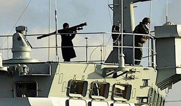 Rusya'dan PYD'ye füze eğitimi