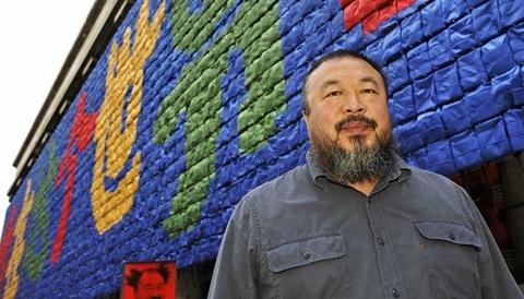 Çinli sanatçıdan Danimarka'nın sığınmacı politikasına protesto