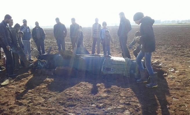 Rusya Azez'e balistik füze attı