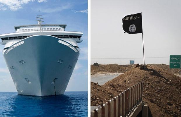 Akdeniz'de IŞİD tehlikesi
