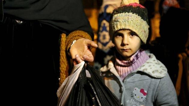 Suriye'de 25 şehir rejim kuşatması altında