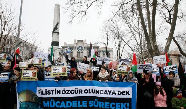 İstanbul'dan Raid Salah'a destek