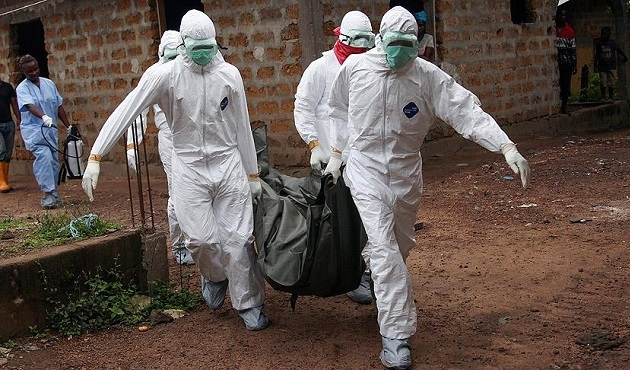 Kongo'da Ebola salgını nedeniyle ölü sayısı artıyor