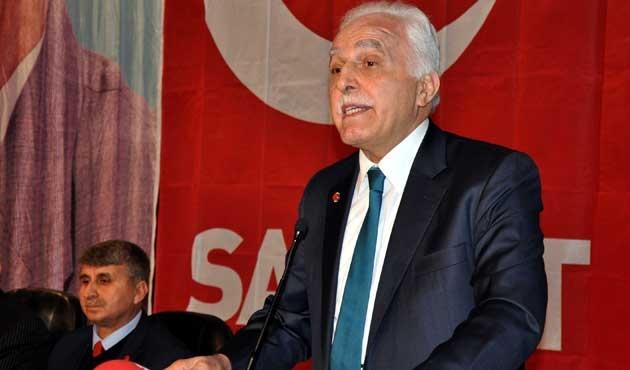 Saadet'ten başkanlık sistemine destek