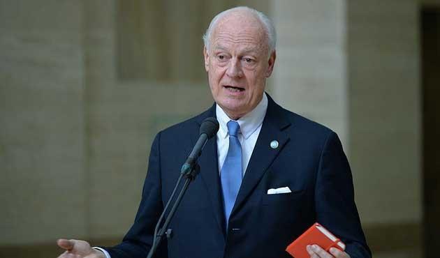 Mistura Suriye'deki STK'ları davet edecek