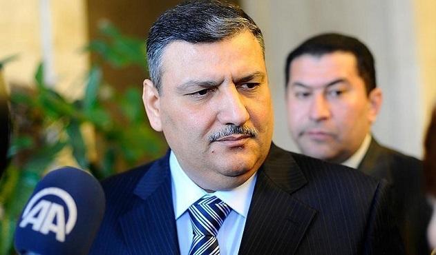 Eski Suriye Başbakanı Hicab'dan Türkiye'ye teşekkür