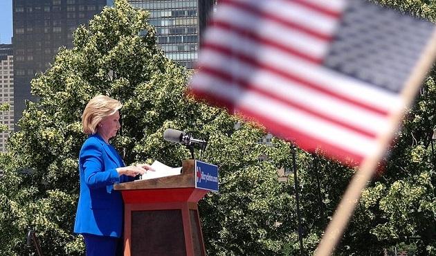 Clinton California'da da kazandı