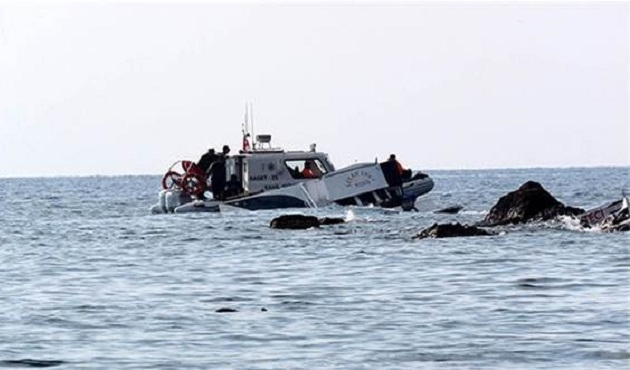 Mülteciler ölüm teknesine zorla bindirilmiş