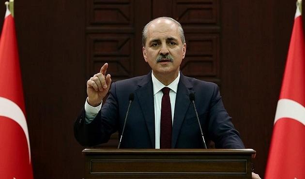 Kurtulmuş: Sorunların kaynağı Suriye politikası
