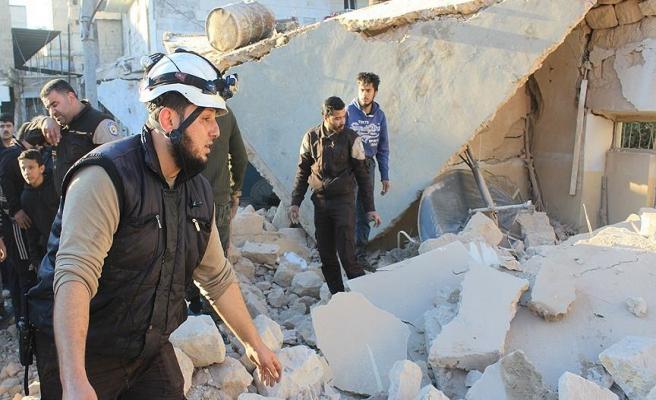 Rus uçakları Suriye'de sivilleri vurdu: 4 ölü, 60 yaralı