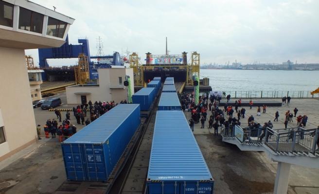 Ukrayna'dan Çin'e alternatif güzergah