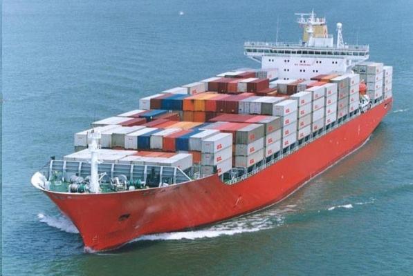 Nijerya'da ticaret gemisi ele geçirildi
