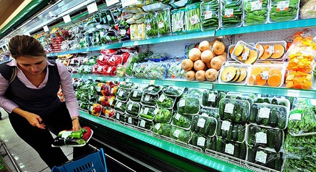 Yıllık enflasyon yüzde 10'a yaklaştı