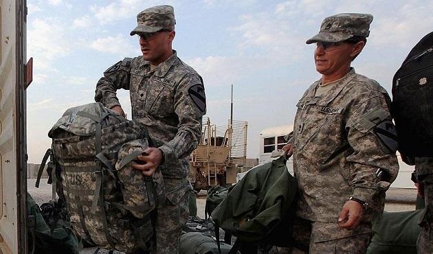 ABD Afganistan'daki asker sayısını düşürüyor