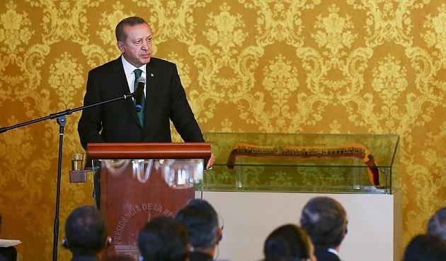 Erdoğan: Cenevre'den umudu olan var mı?