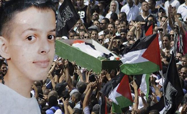Yakılarak katledilen Filistinlinin davasında müebbet