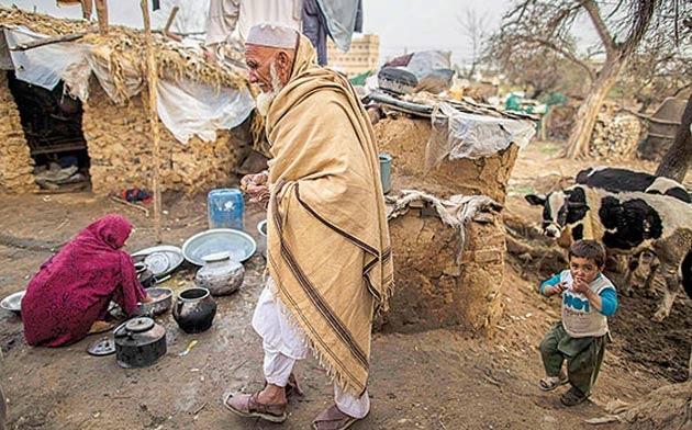 Pakistan'da kuraklık çocukları vurdu: 143 ölü