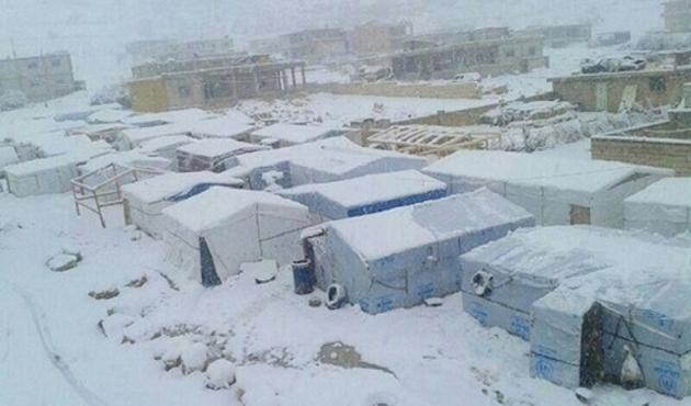 Zaatari'de kitlesel ölümler başladı