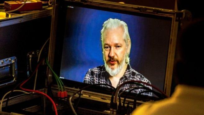 Assange'dan İngiltere ve İsveç'e çağrı