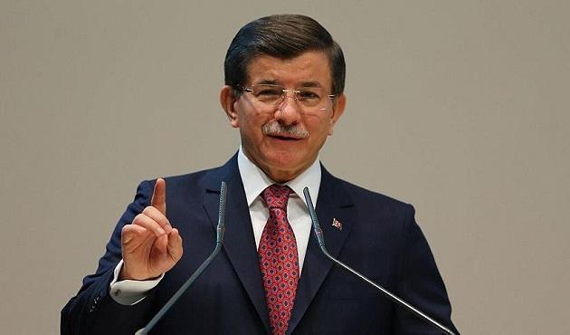 Başbakan Davutoğlu medya yöneticileriyle görüştü