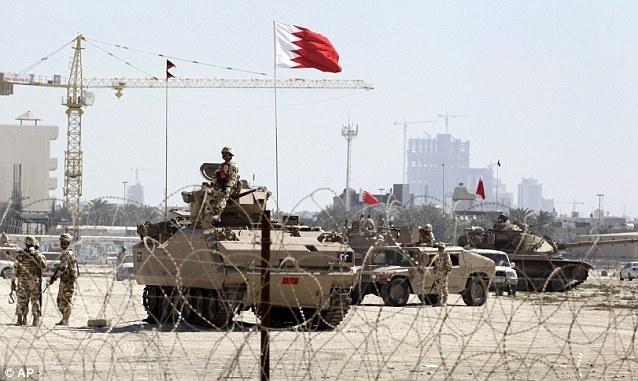 Bahreyn'den 'kara harekatı için hazırız' açıklaması