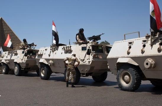 Mısır ordusundan IŞİD'e operasyon