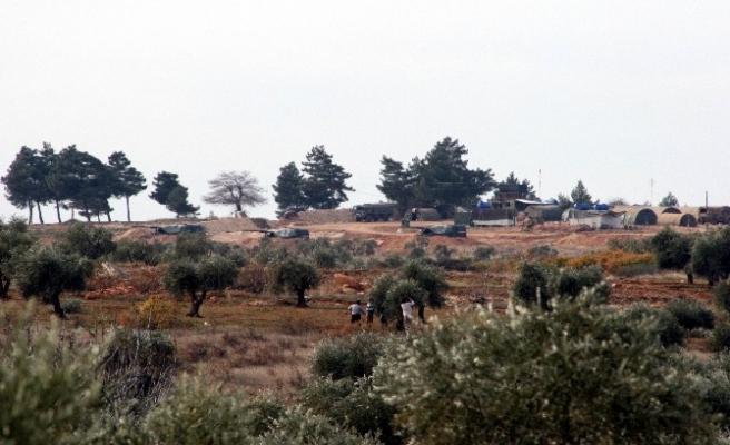 Kilis'te PYD operasyonu: 3 gözaltı