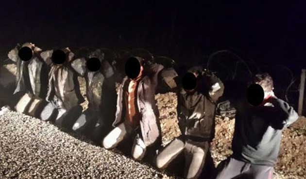 Gaziantep'te 6 IŞİD mensubu yakalandı