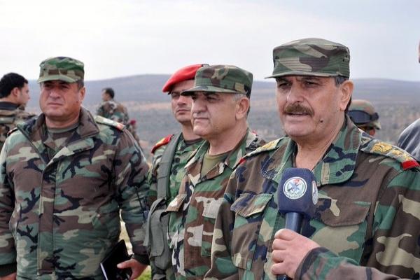 Esad birlikleri Azez'e yöneldi