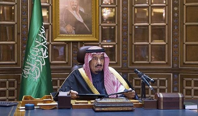 Kral Selman: Bölgemizde güvenlik ve barış istiyoruz
