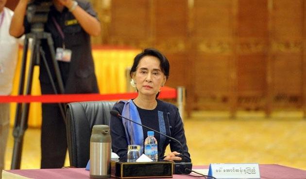 Myanmar'da yeni bir dönem