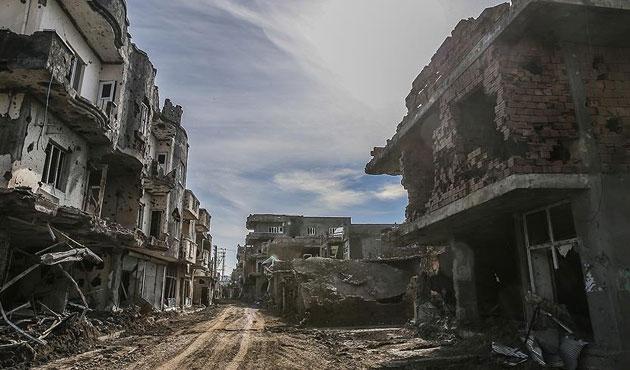 PKK'nın Cizre'ye verdiği zarar ortaya çıktı