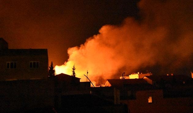 Nusaybin'de binaya tuzak: 6 polis şehit