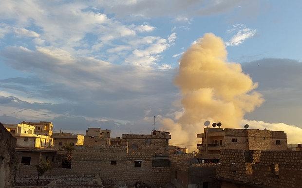 Esad ve Rusya'dan Halep'e ortak operasyon