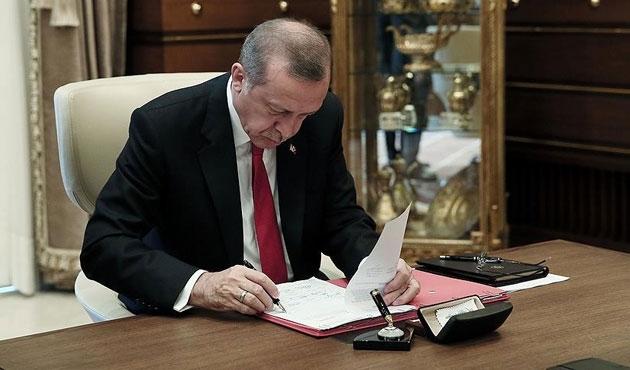 Cumhurbaşkanı Erdoğan, dokunulmazlık yasasını onayladı