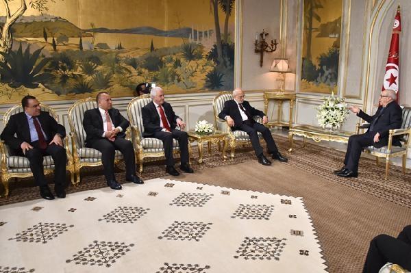 Irak'tan Türkiye'ye başsağlığı mesajı