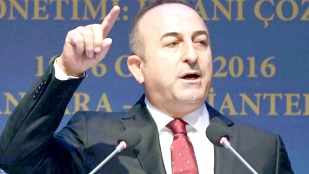 Çavuşoğlu'ndan 'Mera-Cerablus' hattı açıklaması