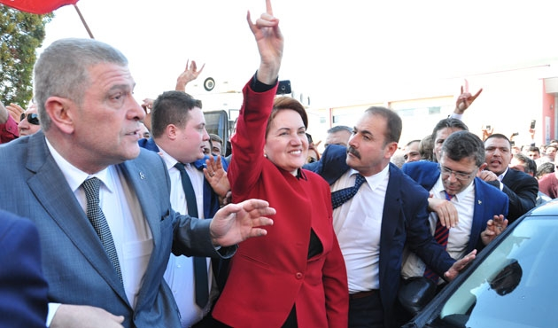 Akşener'den Ankara valisine suç duyurusu