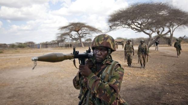 Kenya, Güney Sudan'daki askerlerini çekmeye başladı