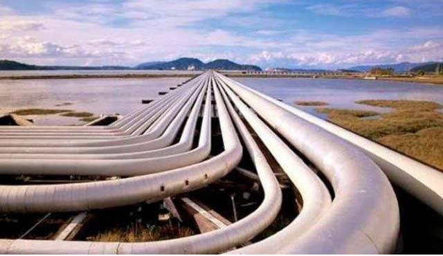 Avrupa'ya Ukrayna üzerinden doğalgaz transferi