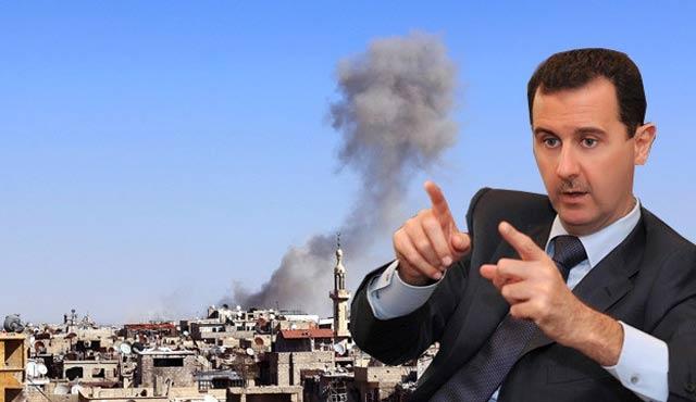 Federasyon fikrine Esad da karşı çıktı